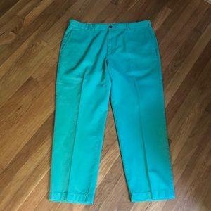Men's Brooks Brothers Green slacks